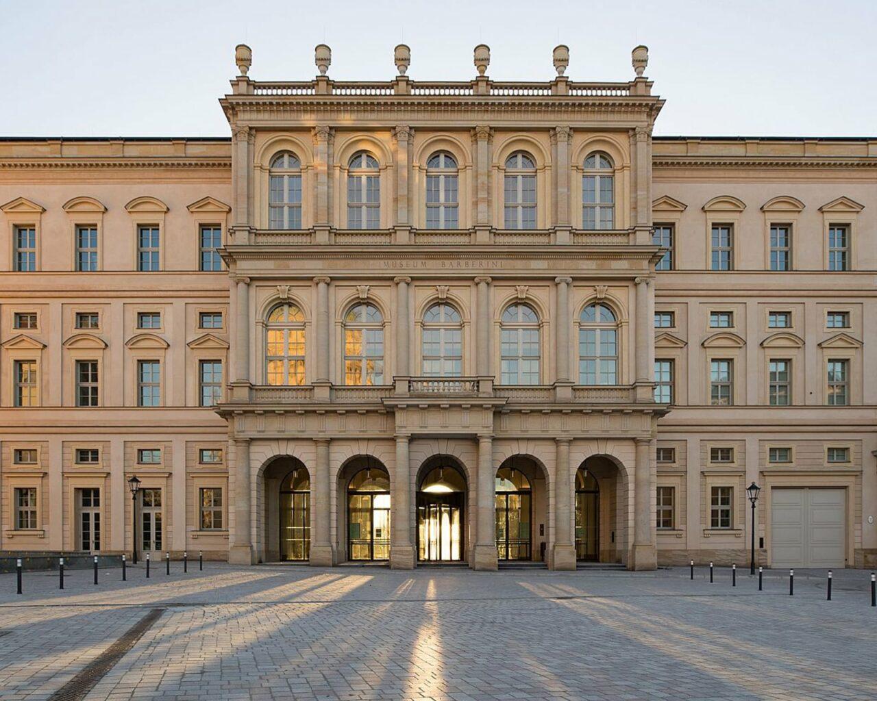 Museum Barberini Alter Markt Helge Mundt