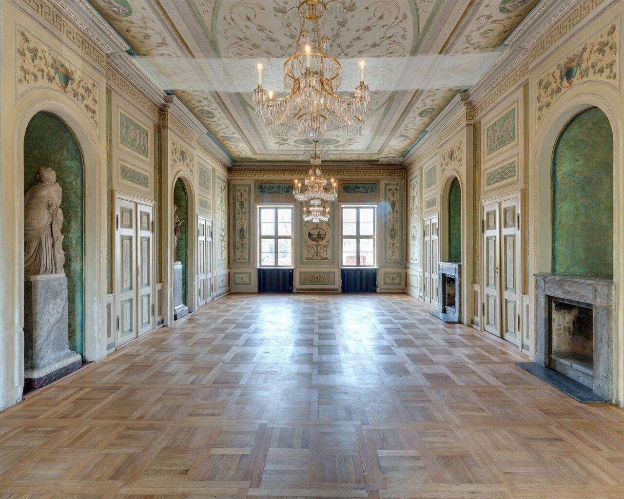 Palais Lichtenau Saal Innen C Wolfgang Scholvien